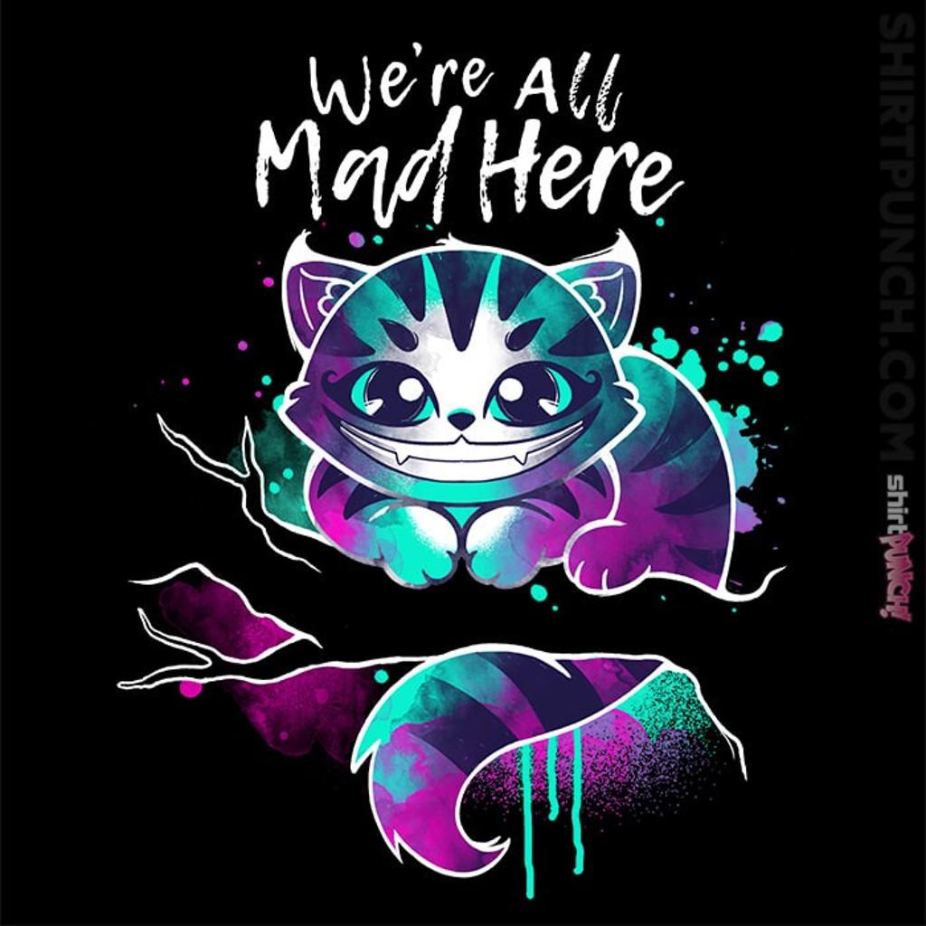 ShirtPunch: Mad Watercolor