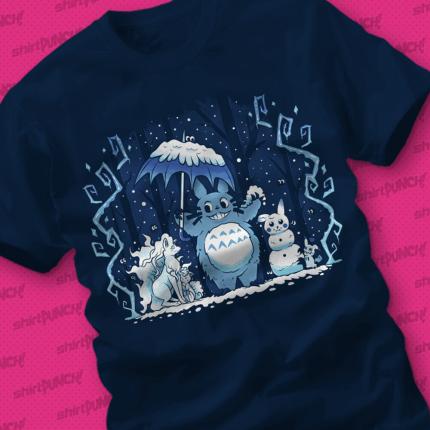 ShirtPunch: Winter Forest Friends