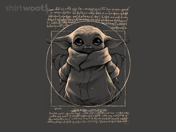 Woot!: Vitruvian Baby
