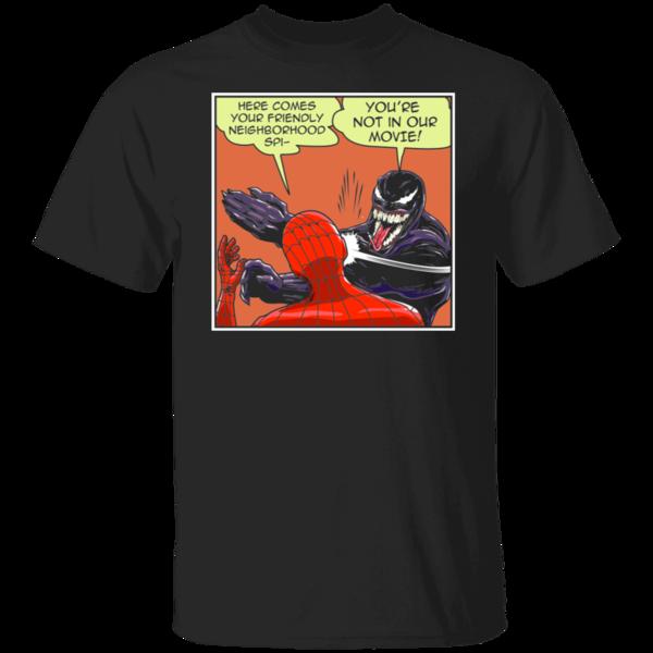 Pop-Up Tee: Venom Slap