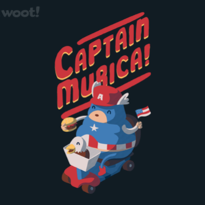Woot!: Captain Murica