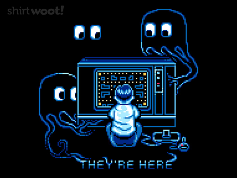 Woot!: Pixelgeist