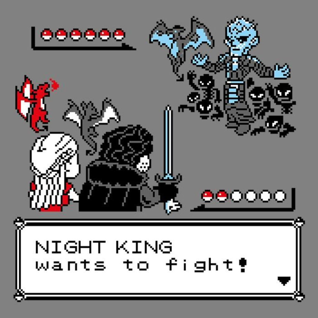 Once Upon a Tee: Throne Battle II