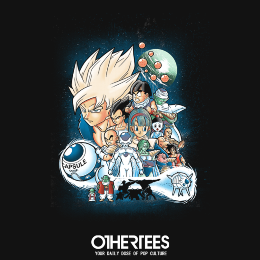 OtherTees: Heroes of the space