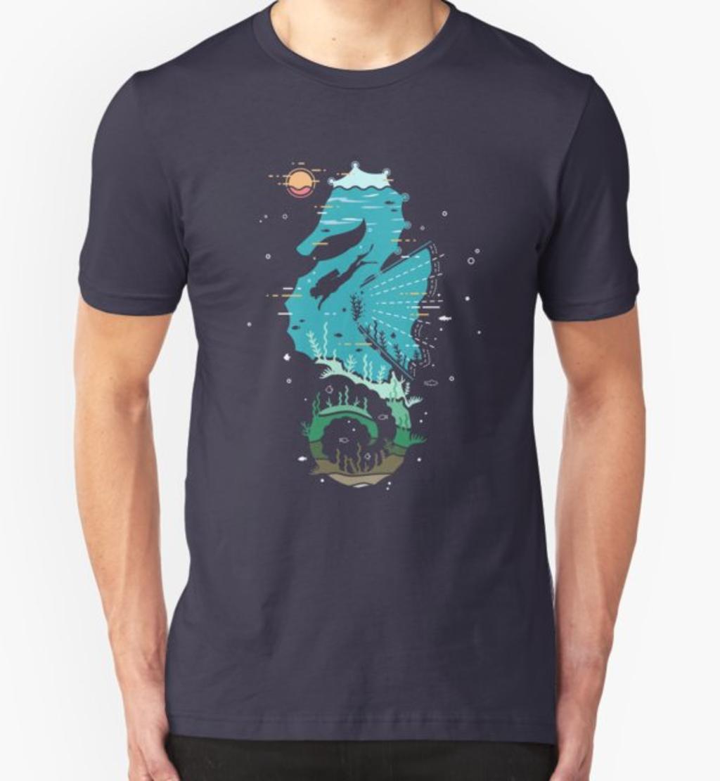 RedBubble: Underwater