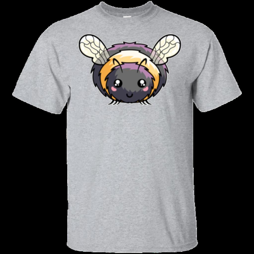 Pop-Up Tee: Kawaii Cute Bee