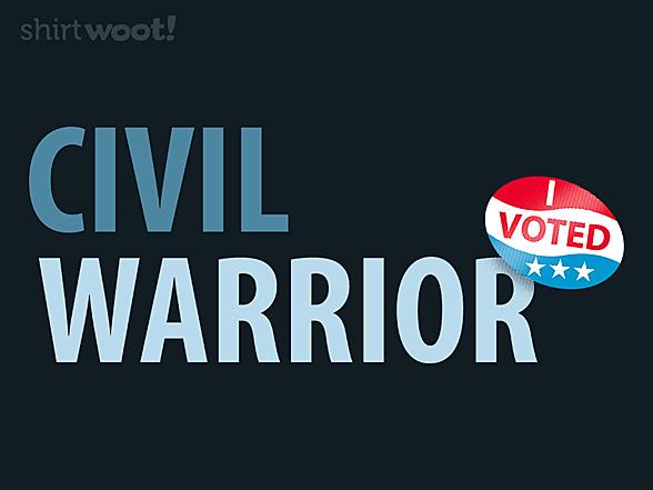 Woot!: Civil Warrior