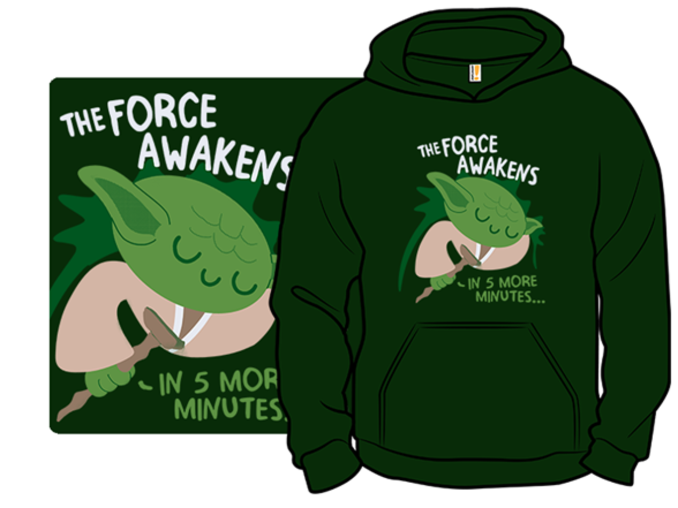 Woot!: Force Awakening