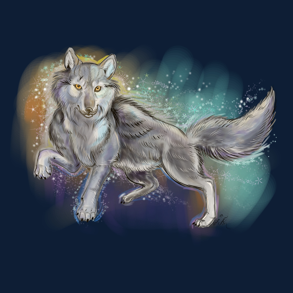 NeatoShop: Wolf Spirit