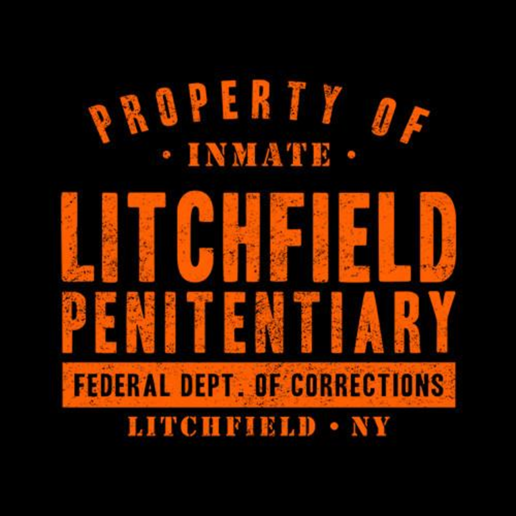 Five Finger Tees: Litchfield Penitentiary T-Shirt
