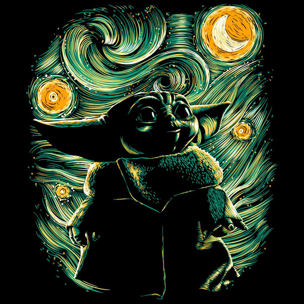 TeeTee: Starry Child