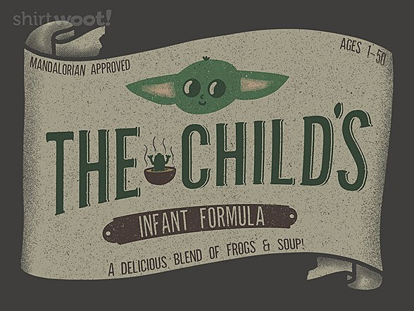 Woot!: The Child's Formula