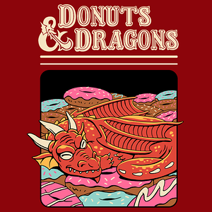 NeatoShop: Donuts and Dragons