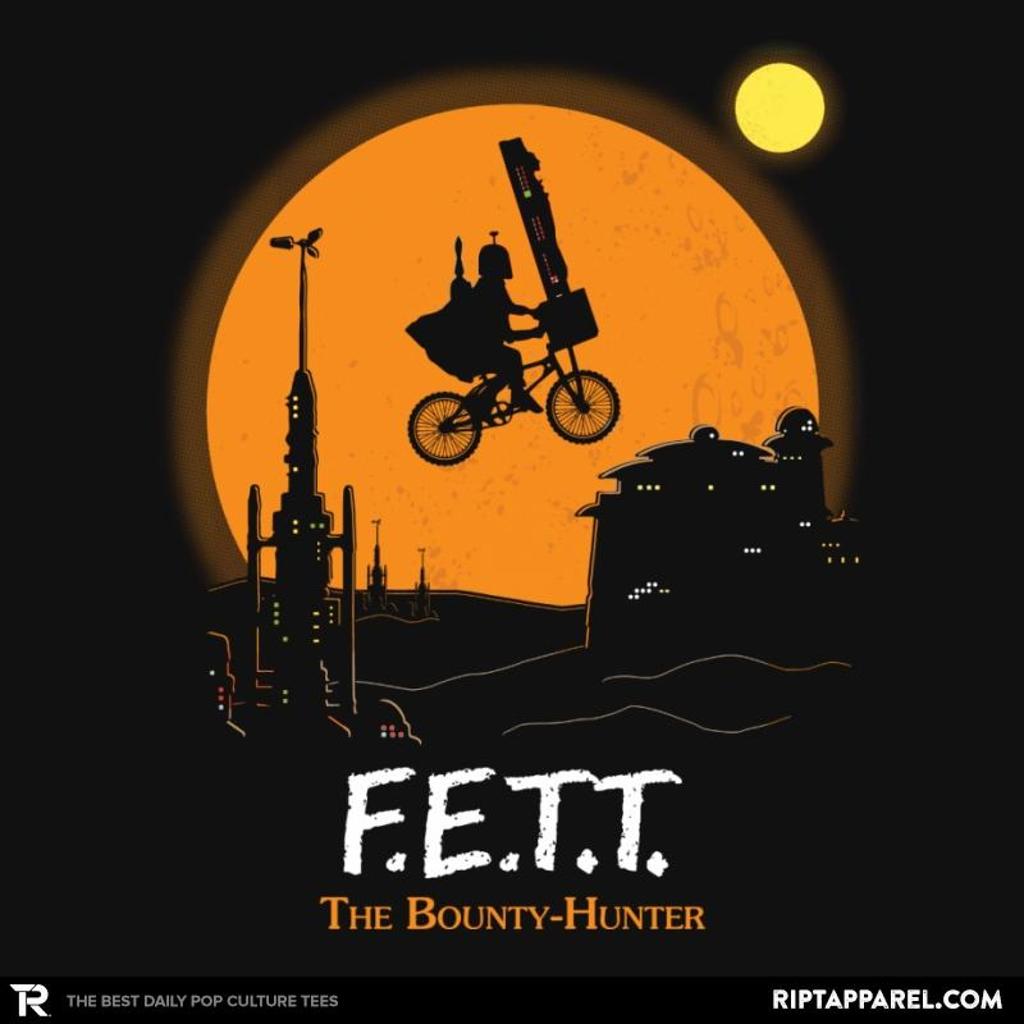 Ript: F.E.T.T. The Bounty-Hunter