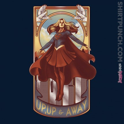 ShirtPunch: Up, Up, and Away