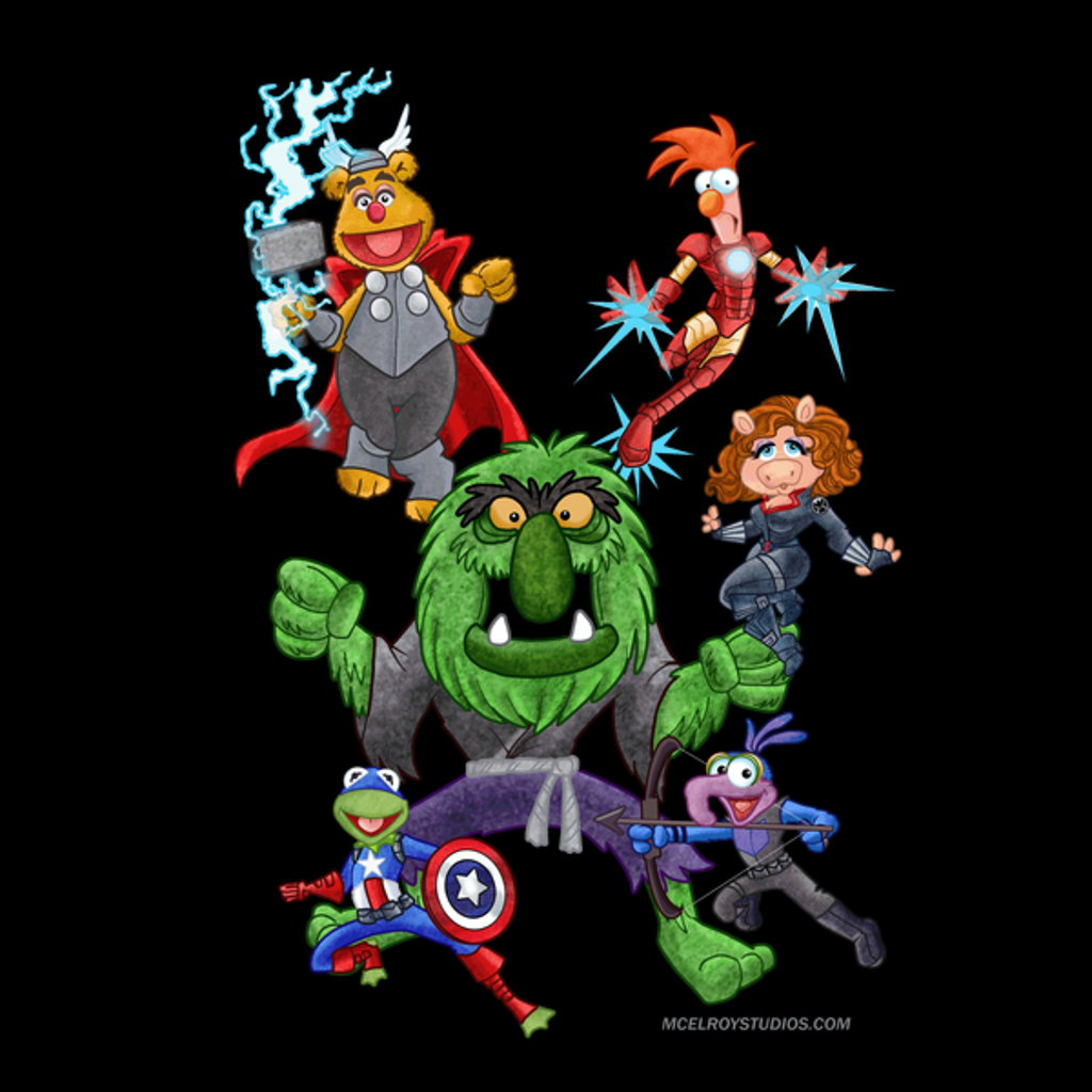 NeatoShop: super puppets