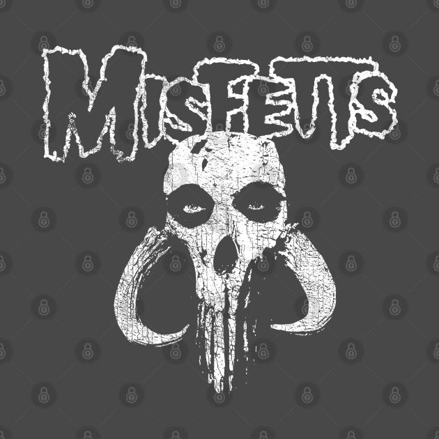 TeePublic: Misfetts