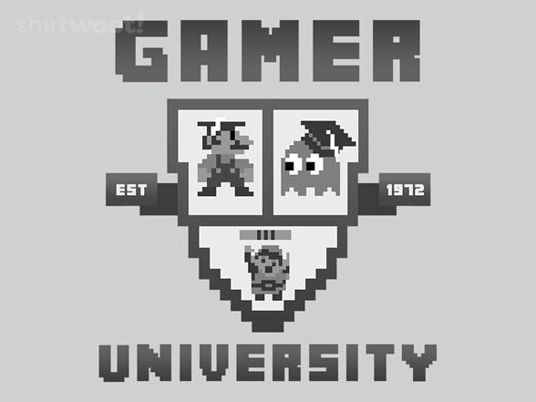 Woot!: Gamer University