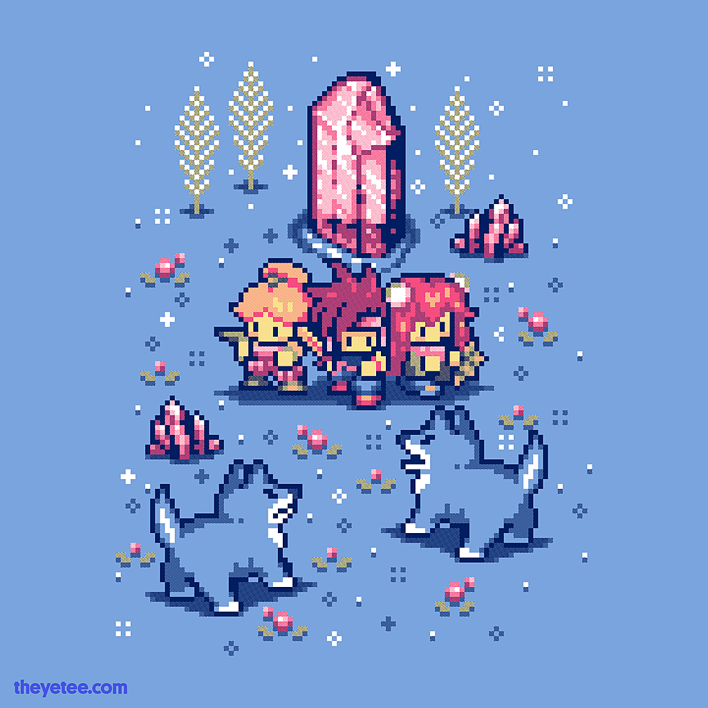 The Yetee: Ice Country