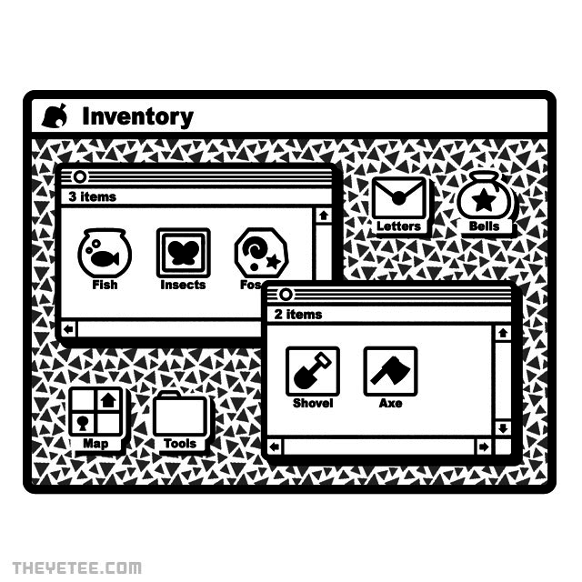 The Yetee: Crossing OS