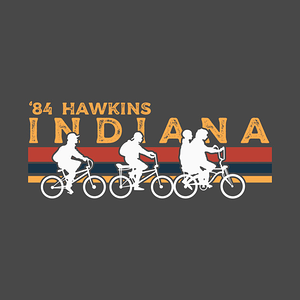 TeePublic: 1984 Hawkins, Indiana