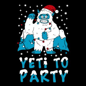 BustedTees: Bigfoot Yeti to Party
