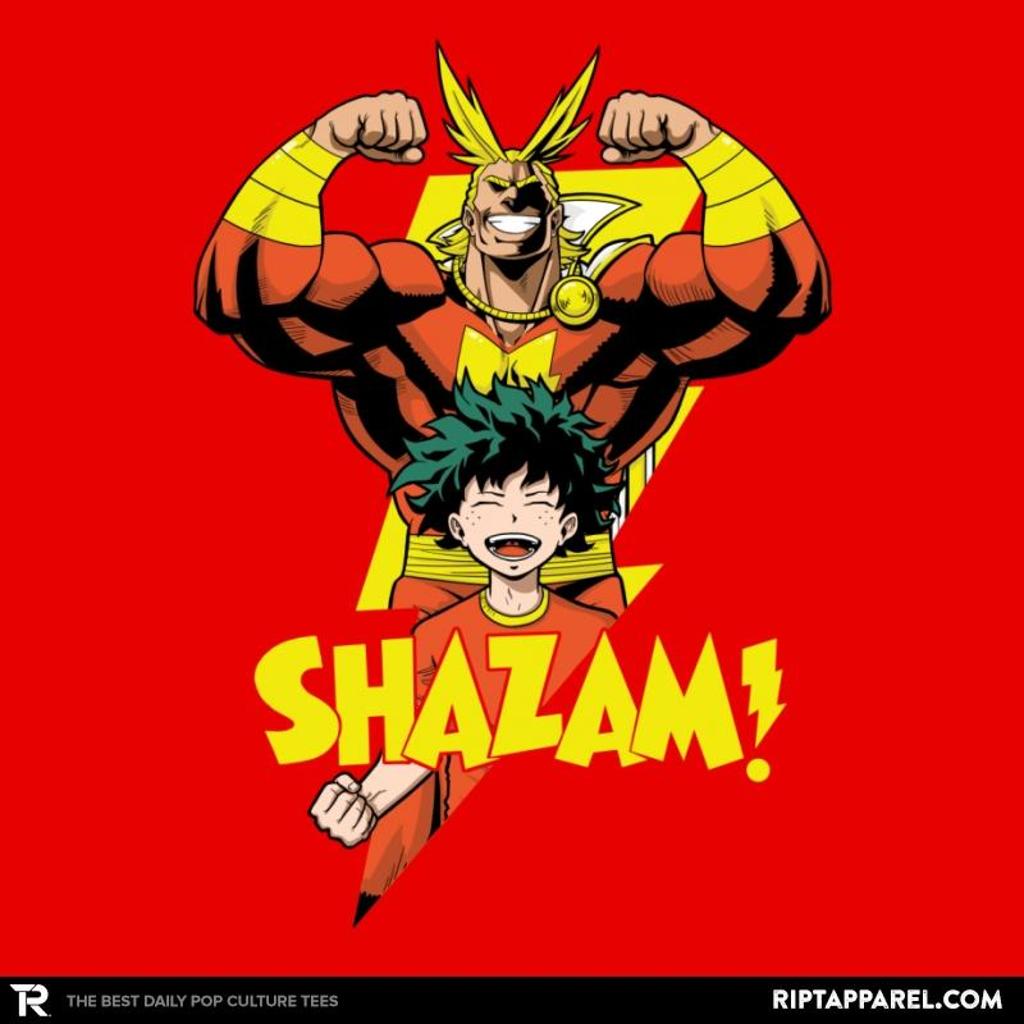 Ript: SHAZAM!