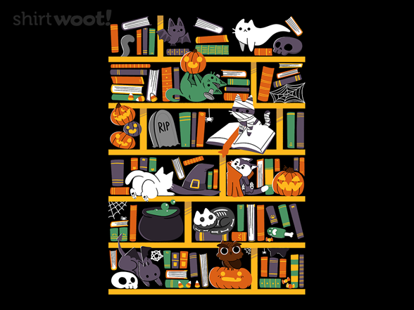 Woot!: Halloween Library