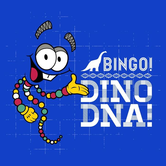 Once Upon a Tee: Jurassic Bingo!