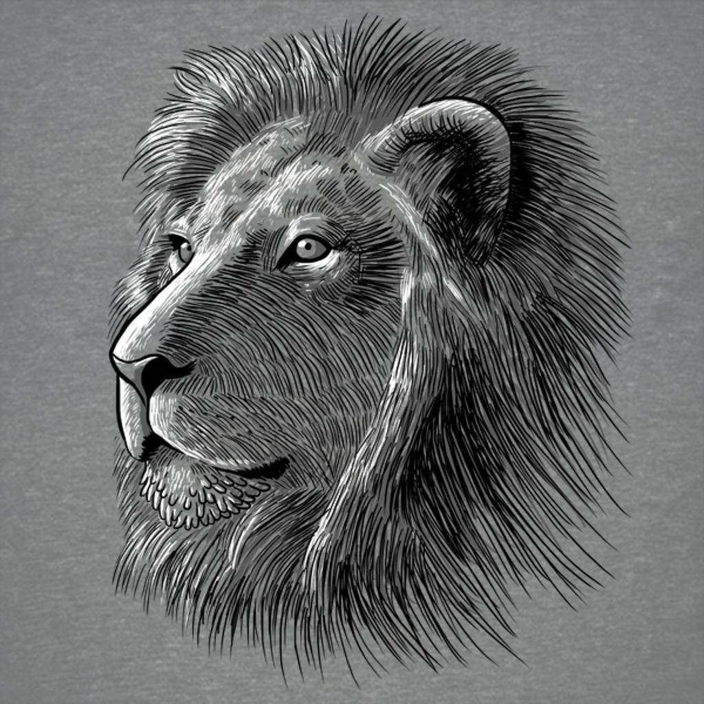 NeatoShop: Sketch Lion