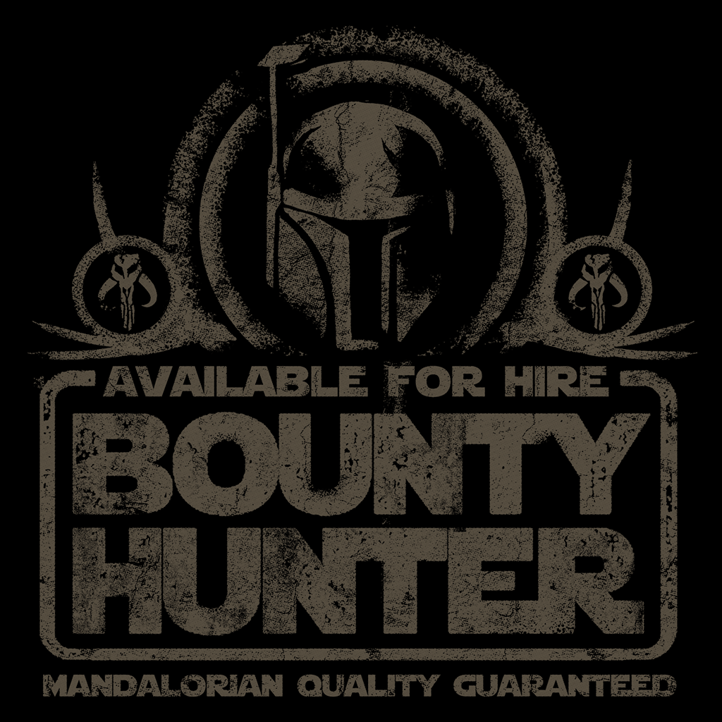 Pop-Up Tee: Bounty Hunter 2