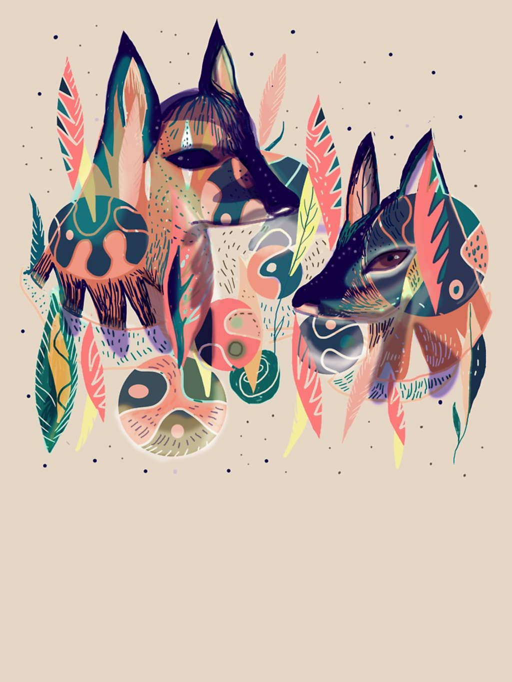RedBubble: Indian summer