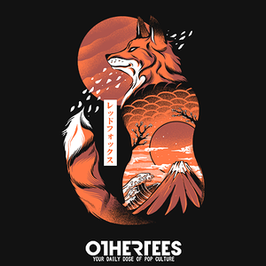 OtherTees: Japanese Fox