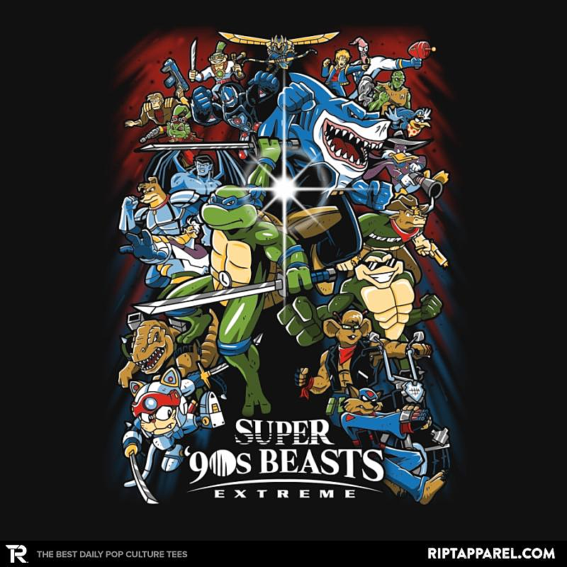 Ript: Super 90s Beasts