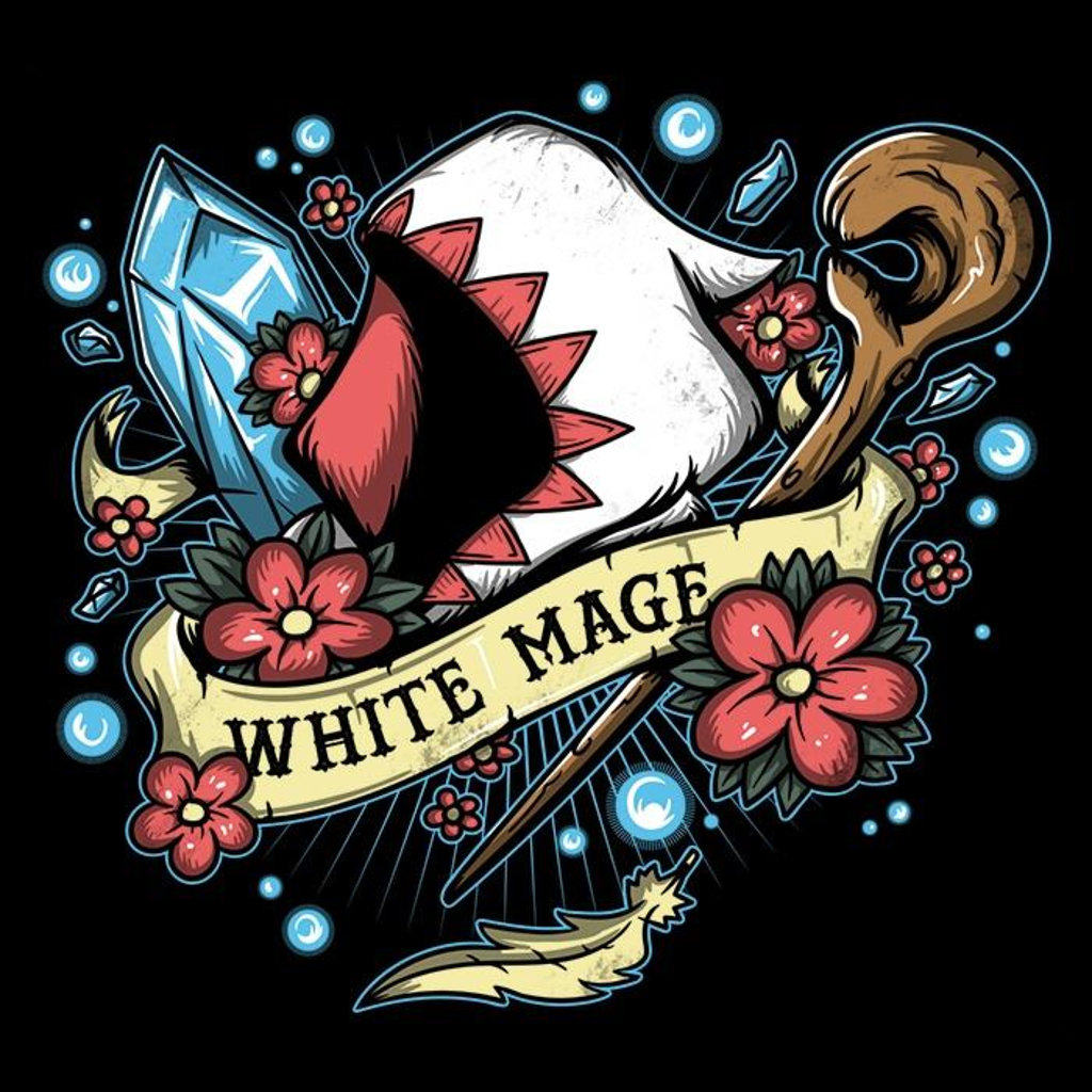 Once Upon a Tee: White Magical Arts