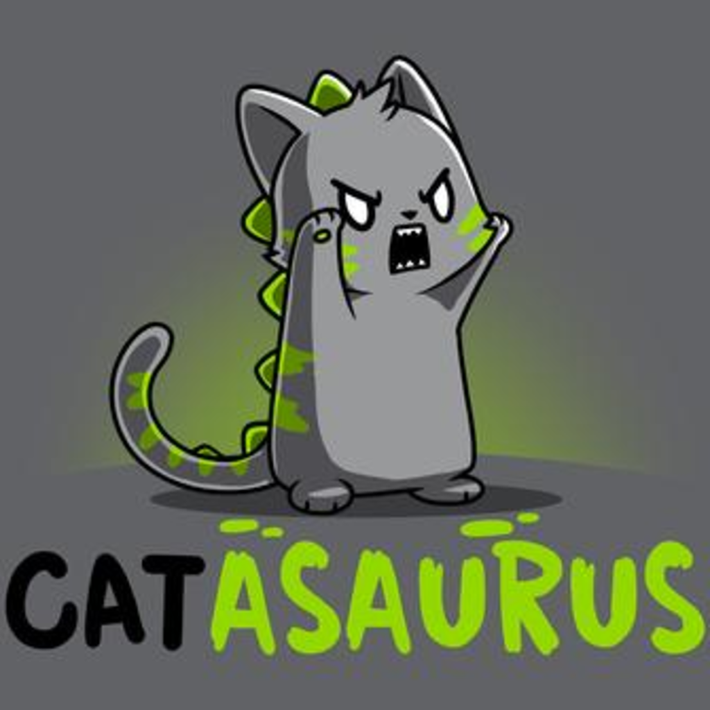 TeeTurtle: Catasaurus