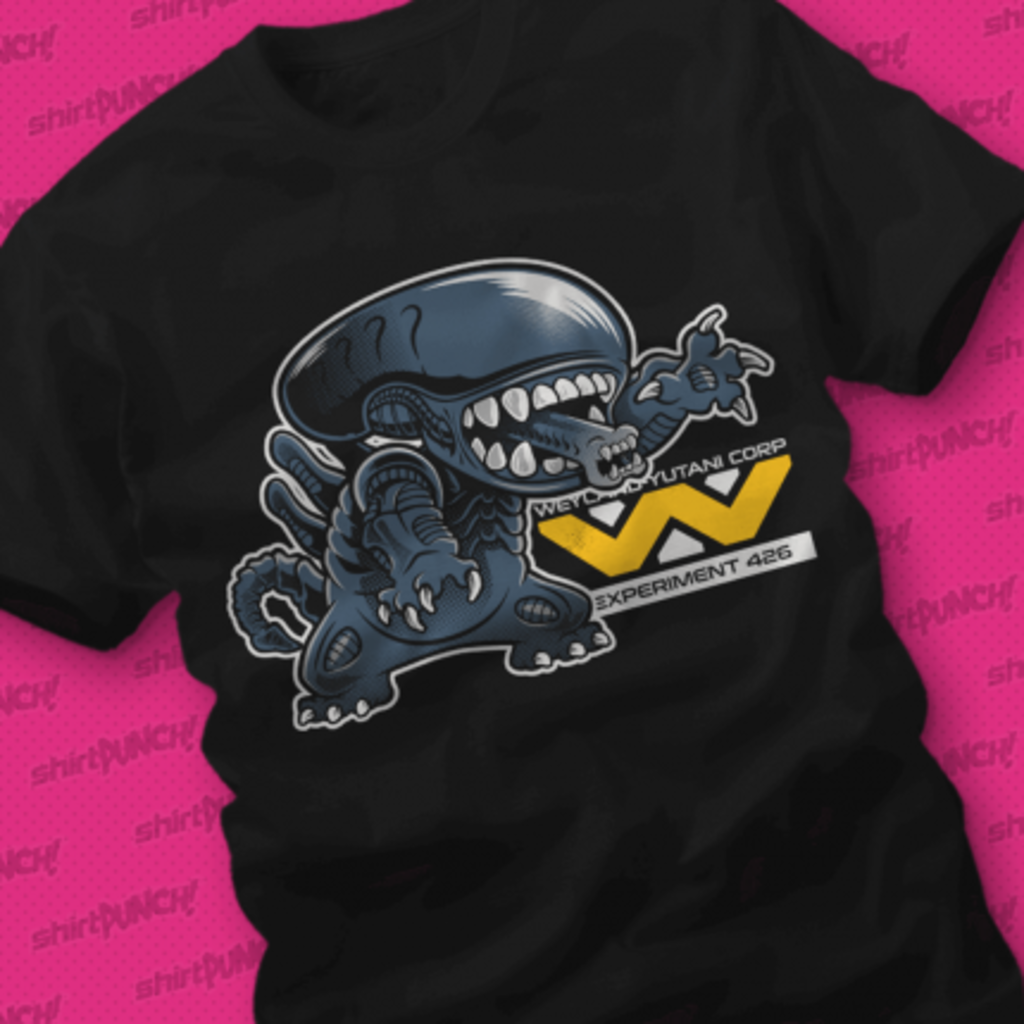 ShirtPunch: During Lunch, No One Can Hear You Scream Bundle (Shirt Only)