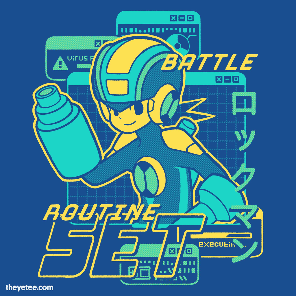 The Yetee: BUSTIN 2.0
