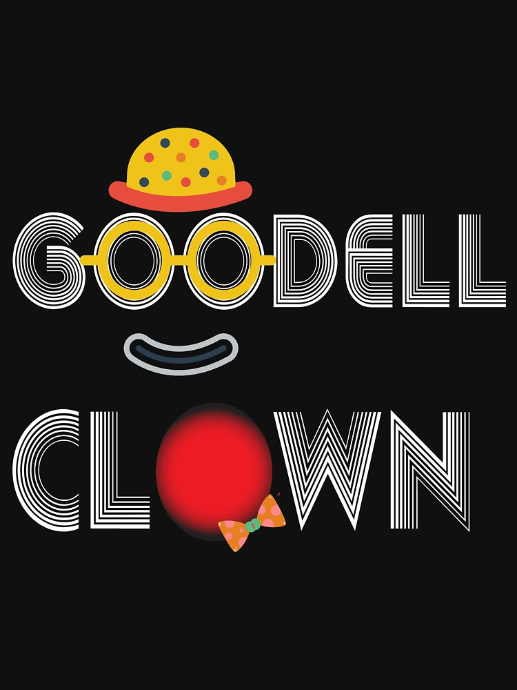 RedBubble: goodell clown