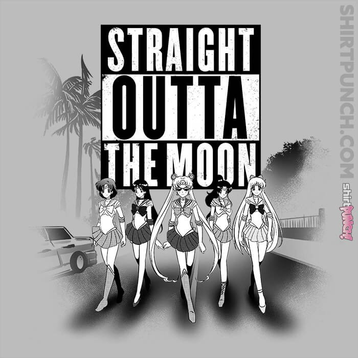 ShirtPunch: Straight Outta The Moon