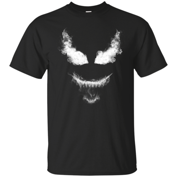 Pop-Up Tee: Smoke Symbiote