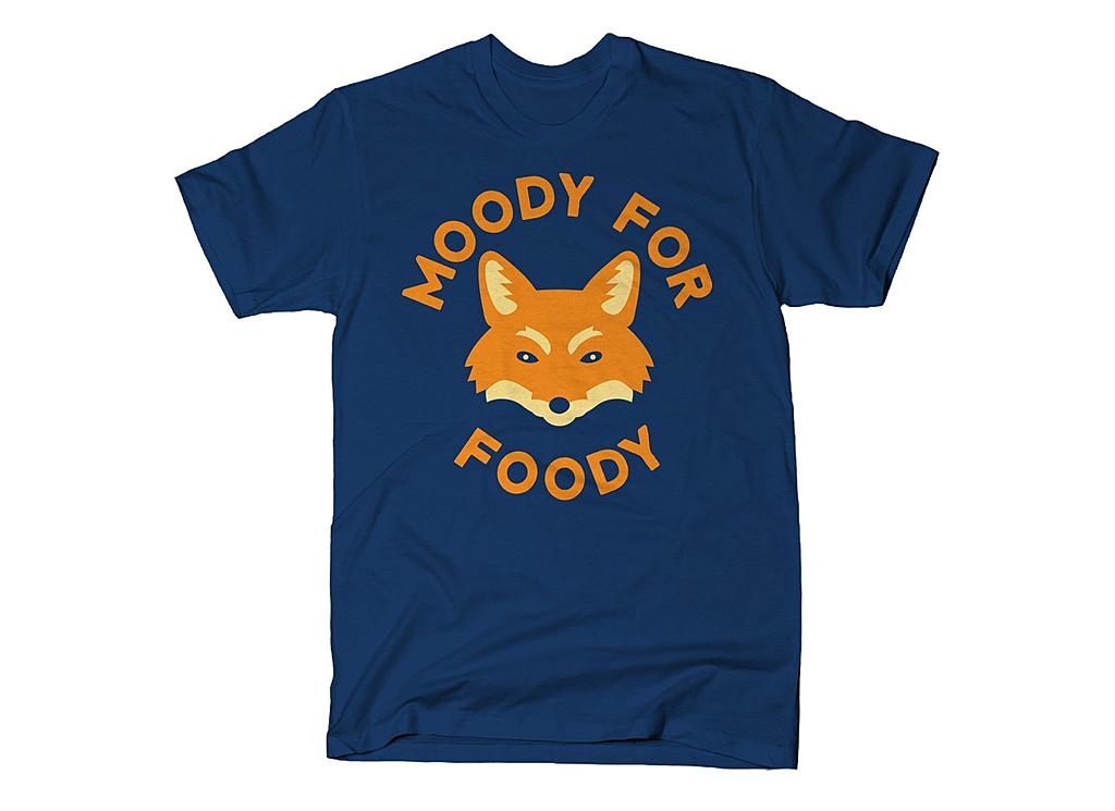 SnorgTees: Moody For Foody
