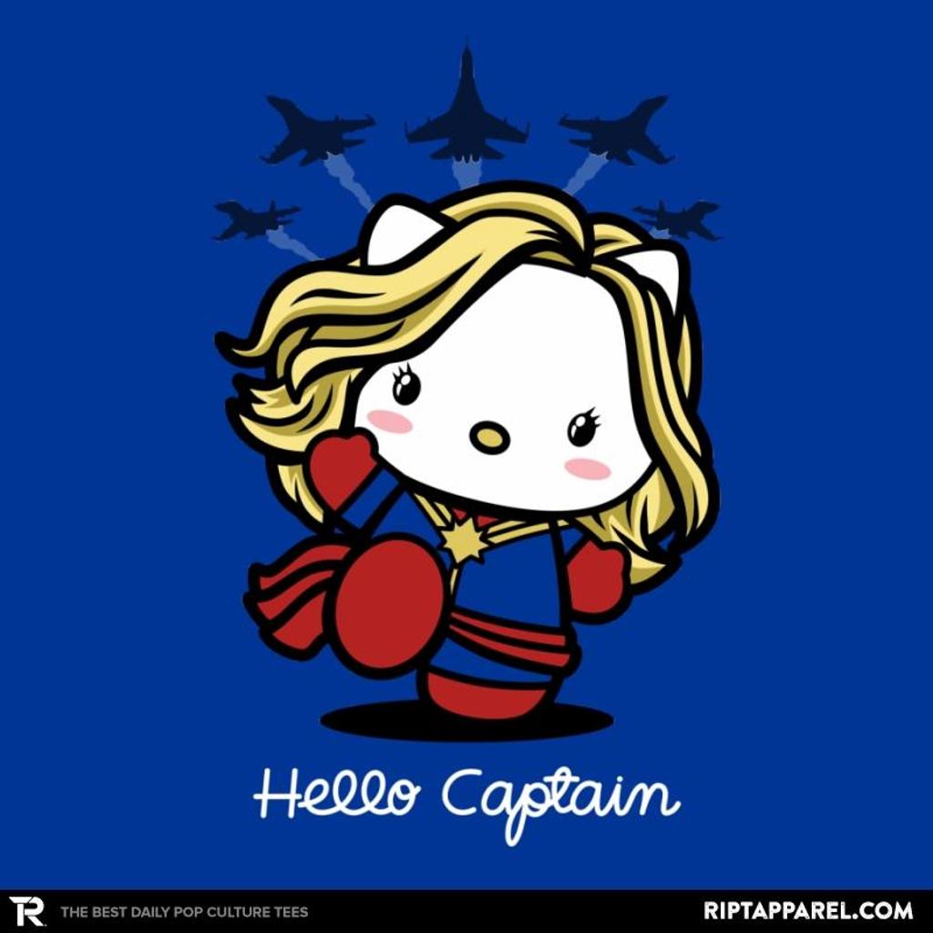 Ript: Hello Captain