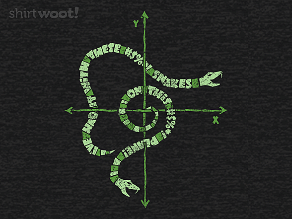 Woot!: Snakes on a Cartesian Plane