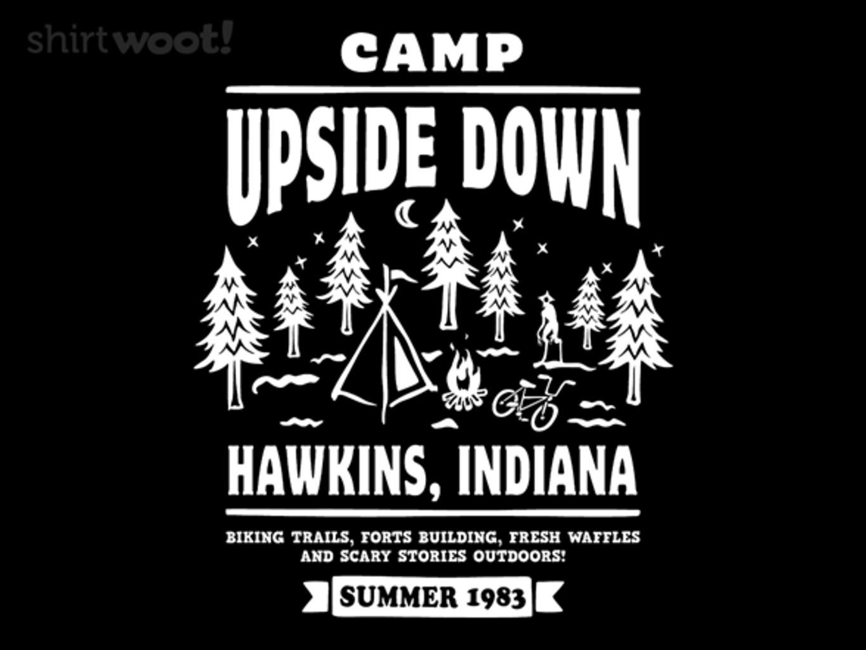 Woot!: Upside Down Summer Camp