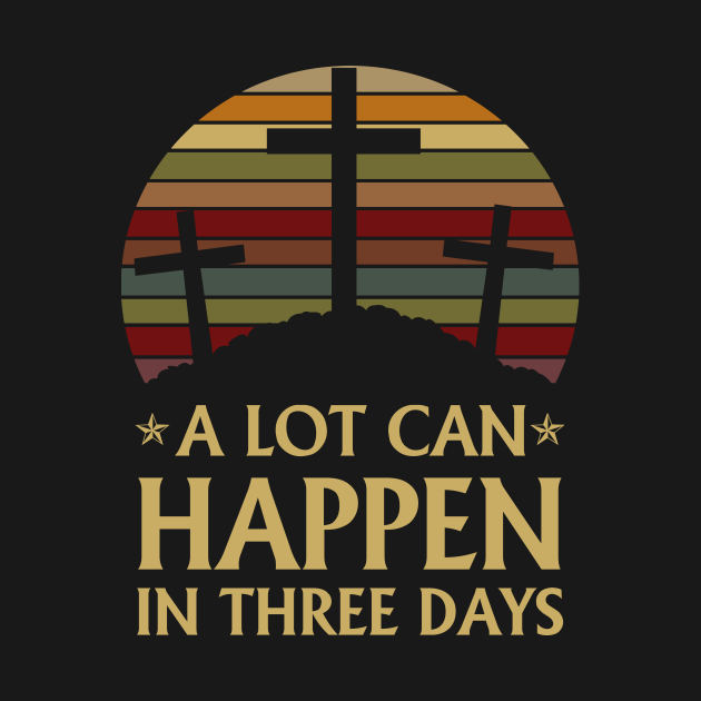 TeePublic: a lot can happen in three days