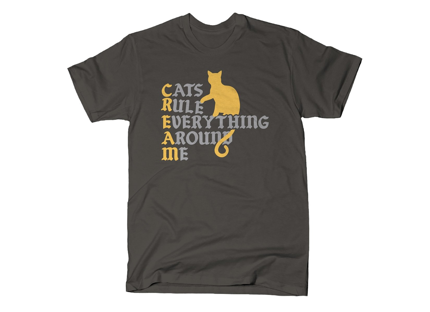 SnorgTees: Cats Rule Everything Around Me