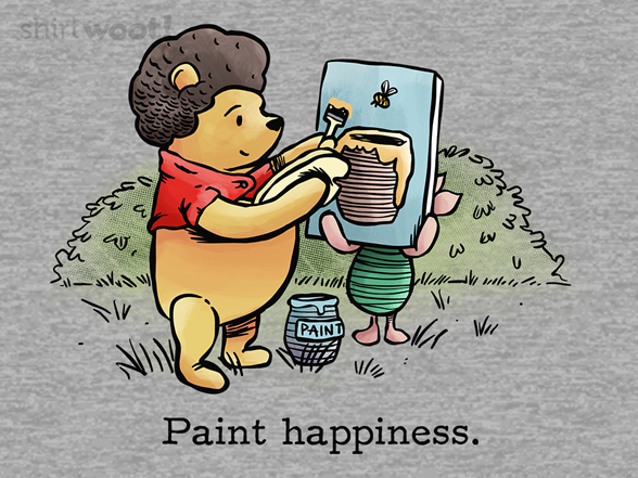 Woot!: Paint Happiness