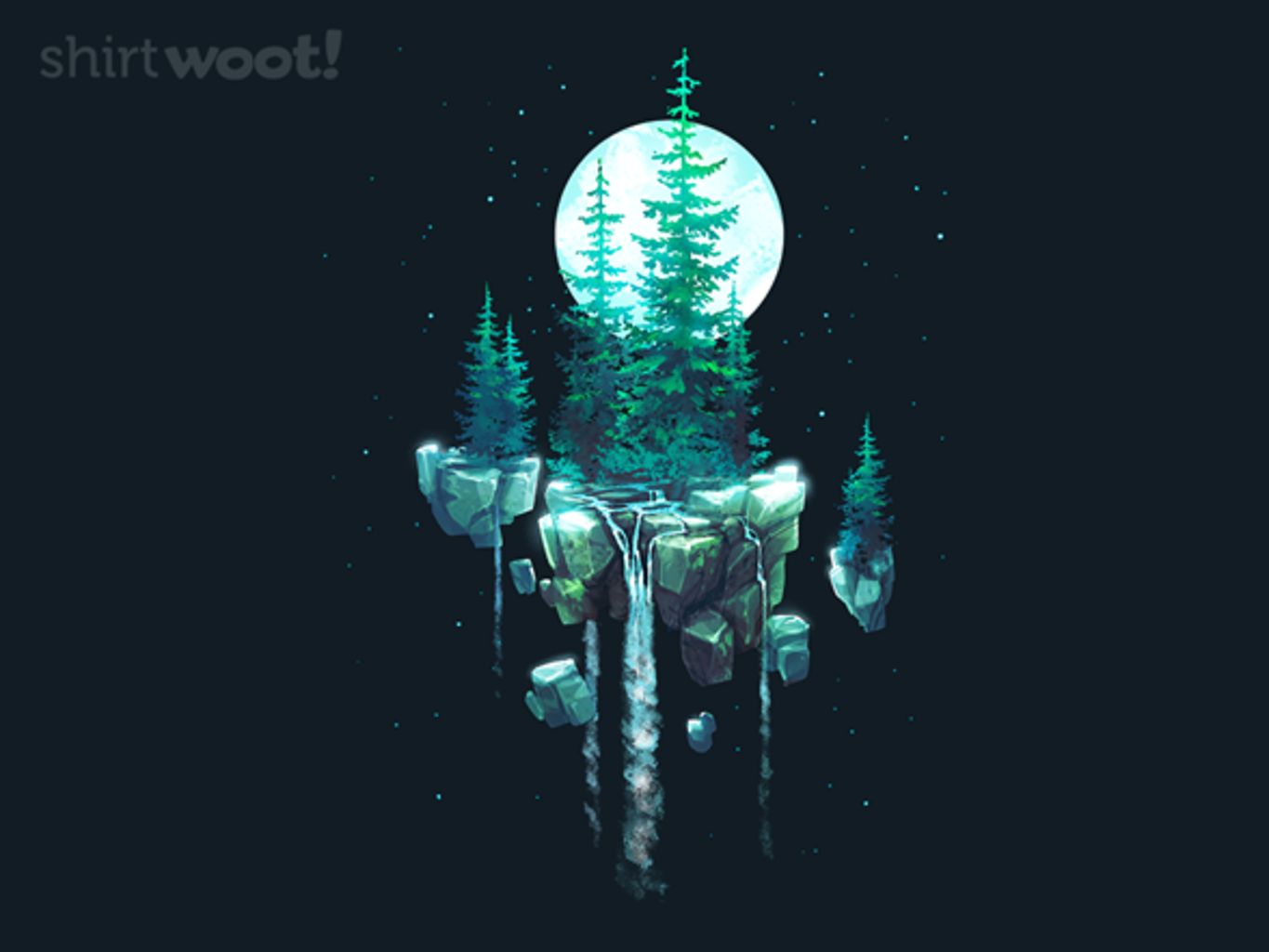 Woot!: Forest Moon