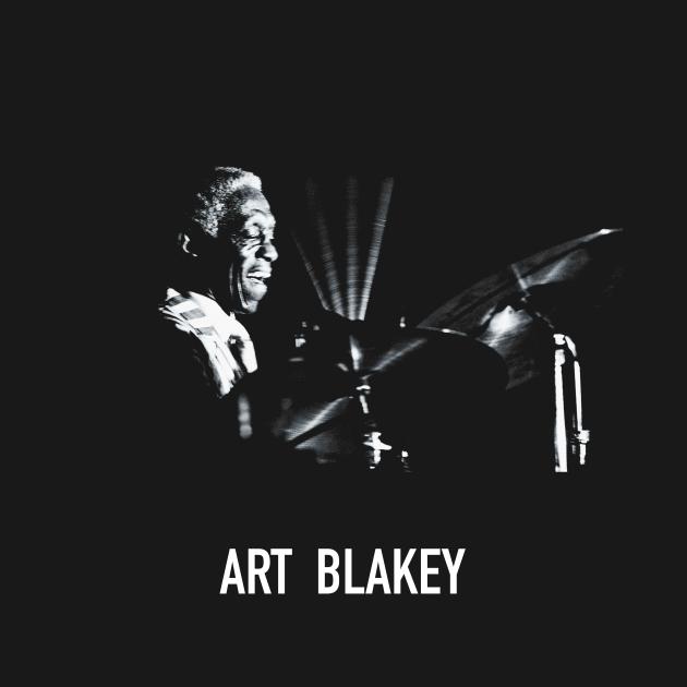 TeePublic: Art Blakey
